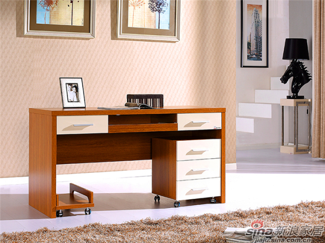 卡洛系列-S32281书桌