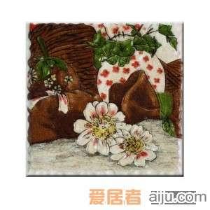嘉俊-艺术质感瓷片[城市古堡系列]DD1502A2W-4(150*150MM)1