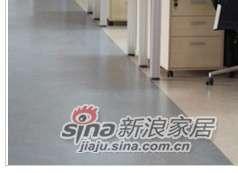 阿姆斯壮亚麻油环保地板卷材地板南京厂家亚麻油地板直销 -0