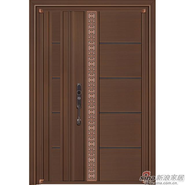 钢铜门5306