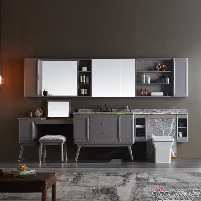 阿洛尼浴室柜-臻品A1920组合柜