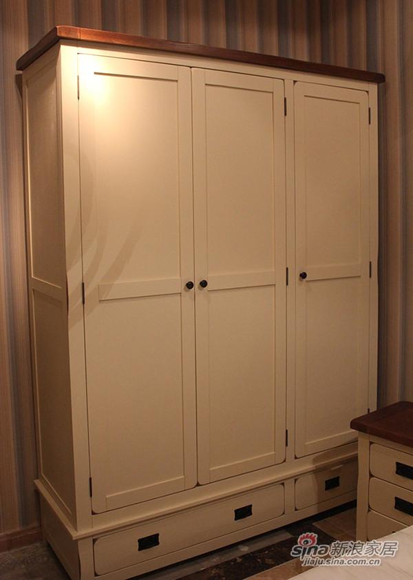 艾芸美家3门2抽衣柜
