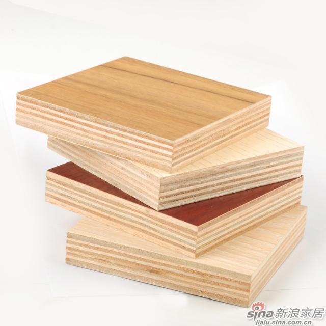 净醛实木多层免漆板