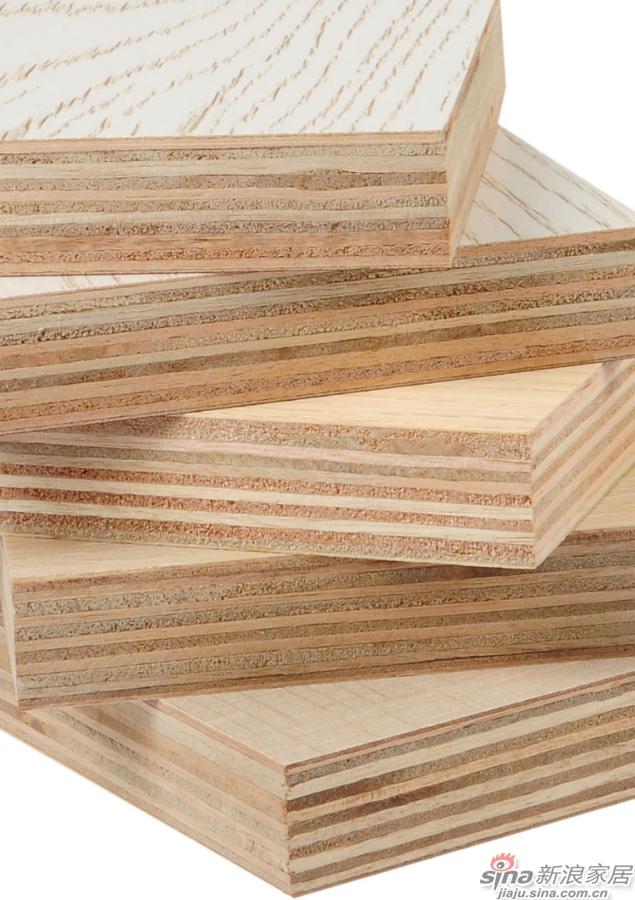 净醛实木多层免漆板-1