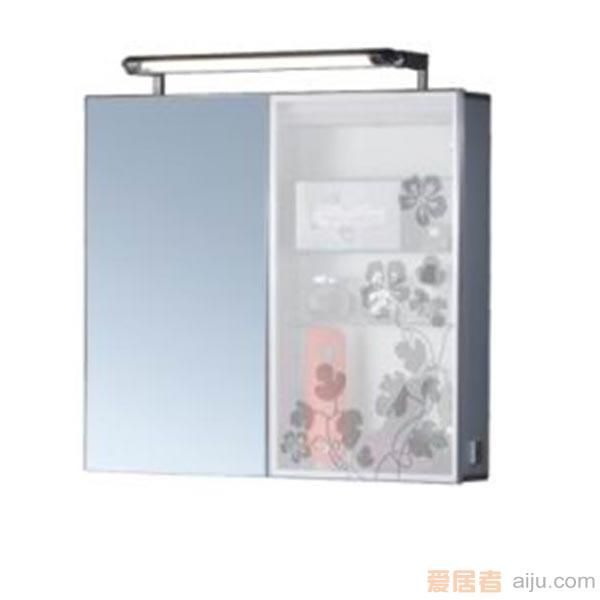 派尔沃浴室柜(镜柜)-M2207(800*700*140MM)1