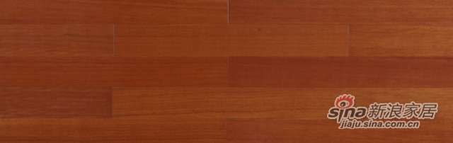 大卫地板经典实木-东南亚悠然系列S29LG05番龙眼(黄色金钢面)-0