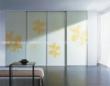 联邦高登烤漆玻璃移门衣柜――柠檬香