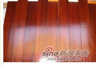 新四合地板实木三层地板1.5厚8成新-0