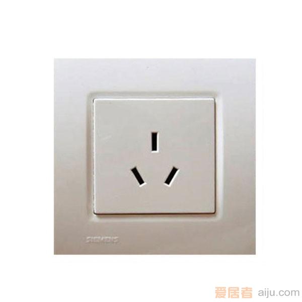 西门子插座-灵动系列-5UB0 723-1NC1(10A三孔)