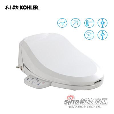 科勒Kohler C3-125 K-4737T 洁身器智能马桶盖-0