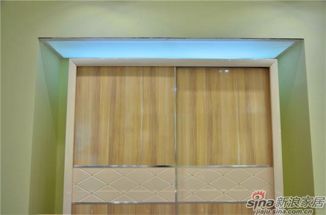 印象米兰升级系列-Q26010推拉门衣柜