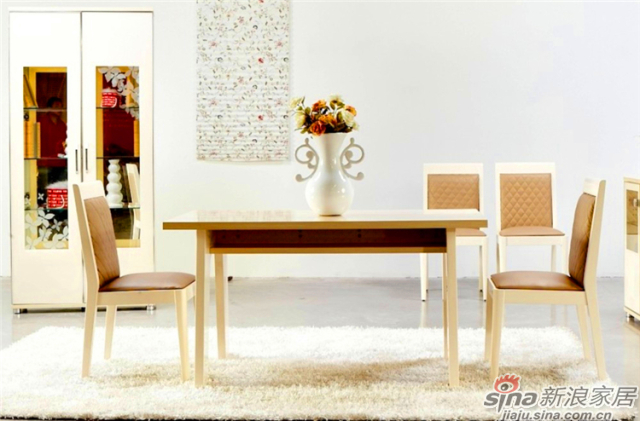 印象米兰升级系列-Q26505餐桌