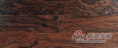 欧龙地板多层实木系列-榆木浮雕凡尔赛宫-0