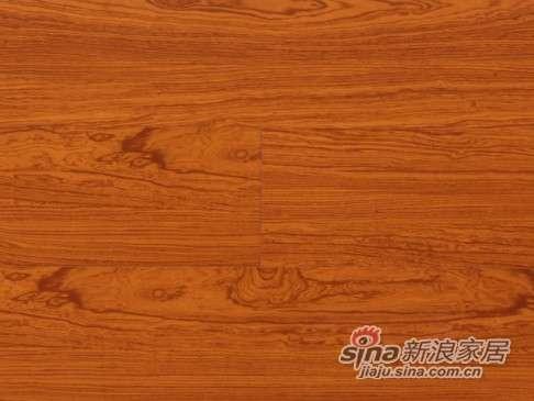 大卫地板中国红-华章红系列强化地板生态二代千年柚-0
