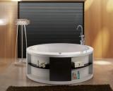 华美嘉-置物一体浴缸