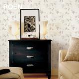 柔然壁纸英式田园的罗风格无纺墙纸