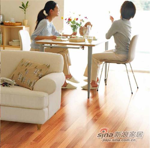 安信任嘎漆木实木地板