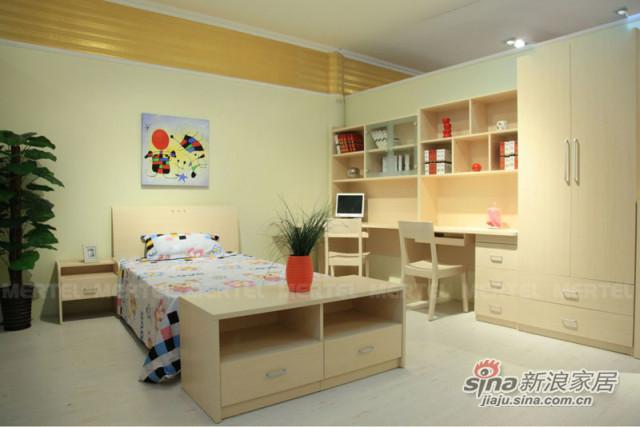 整体卧室套装家具 量身定制-0