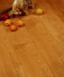 宏鹏地板金铂面防潮实木系列―栎木WFT-12-01A