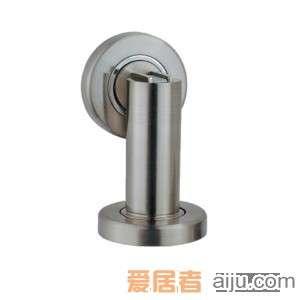 博玛-不锈钢拉丝圆柱门吸MX0011