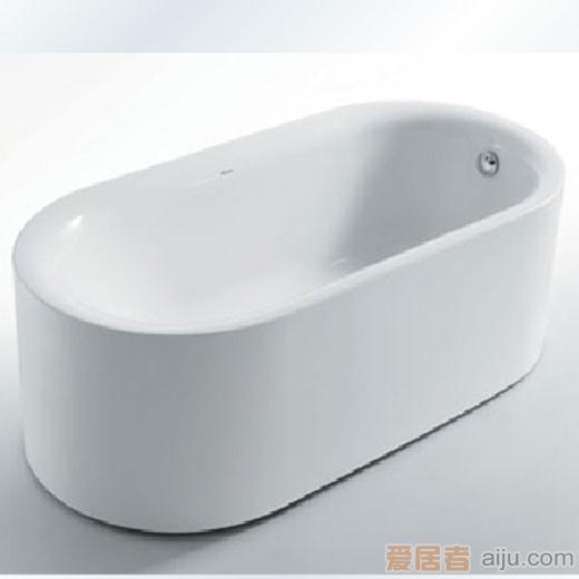 法恩莎独立浴缸F007Q(1700*850*570mm)1