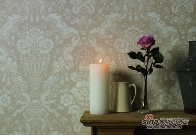 玛堡墙纸 欧式无纺壁纸Astor 豪门世代