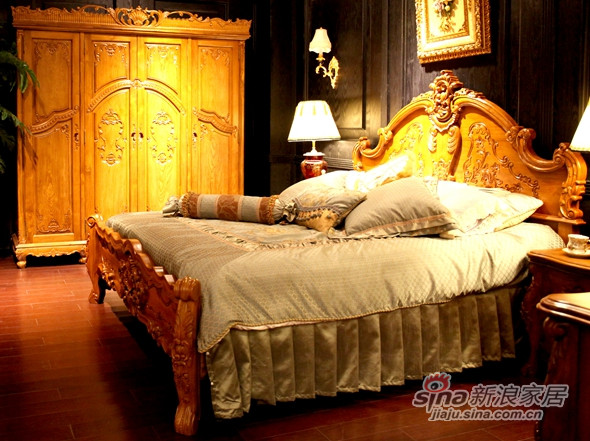 塞特维那 巴布亚系列卧房-0
