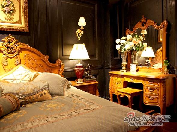 塞特维那 巴布亚系列卧房-2