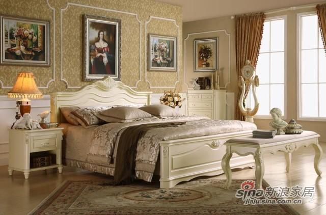 好风景玫瑰夫人卧室产品-1