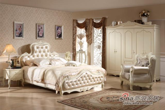 好风景玫瑰夫人卧室产品-2