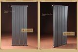 佛罗伦萨铜铝复合双水道系列暖气片散热器家用采暖铜铝耐腐蚀