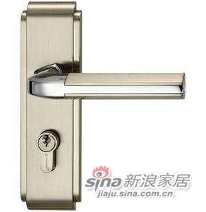 雅洁AS2141-H73123-1278插芯门锁-0