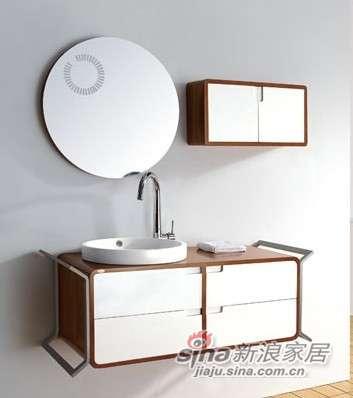 赛朗卫浴挂柜系列SG8629