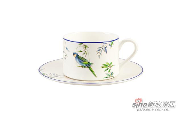 鹦鹉骨瓷餐具-1