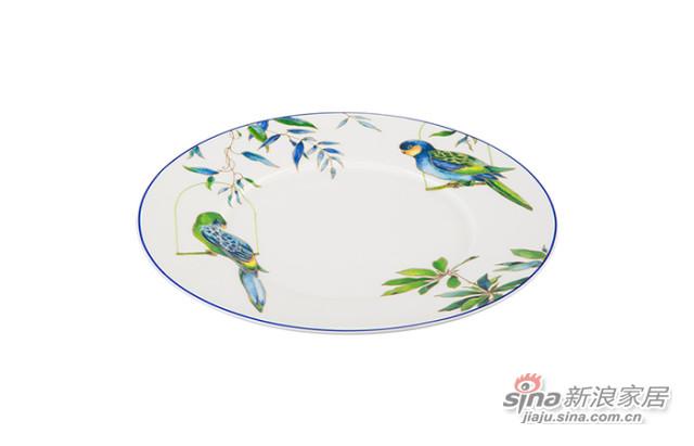 鹦鹉骨瓷餐具-2