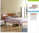 红苹果板式钢架床