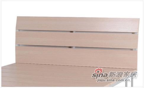红苹果板式钢架床-2