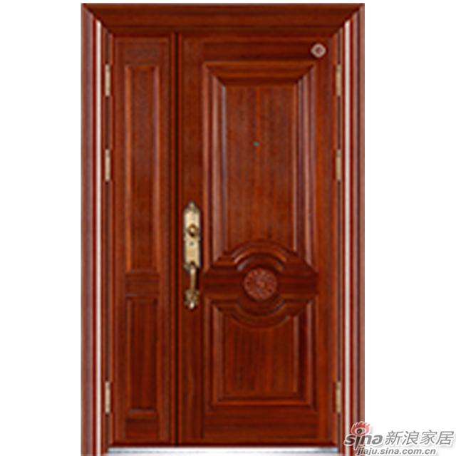 礼遇钢木装甲门