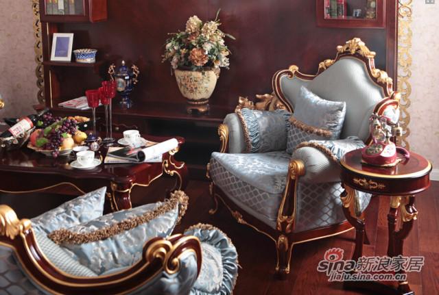 标致-拉菲丽舍系列沙发