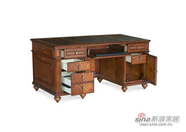 美克美家棕榈海岸书桌-1