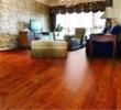 安信非洲花梨(刺猬紫檀)平面实木地板