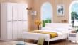 三叶家私烤漆组合板式床