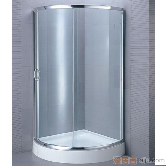 朗斯-淋浴房-海伦迷你系列C21(900*900*1850MM)1