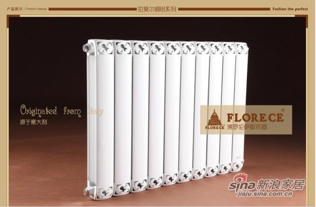 佛罗伦萨 拉斐尔 铜铝复合家用暖气片壁挂式家用采暖散热器暖气片