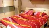 意风家具卧室家具1222+1281B 双人床架