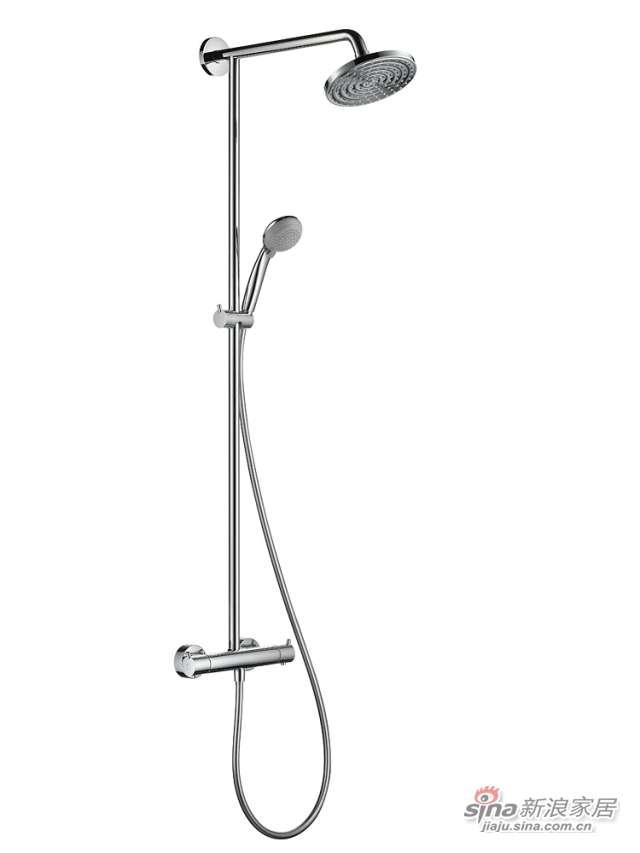 汉斯格雅180舒适型恒温淋浴龙头27212000-0