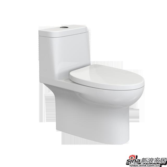 恒洁卫浴坐便器HC0159PT