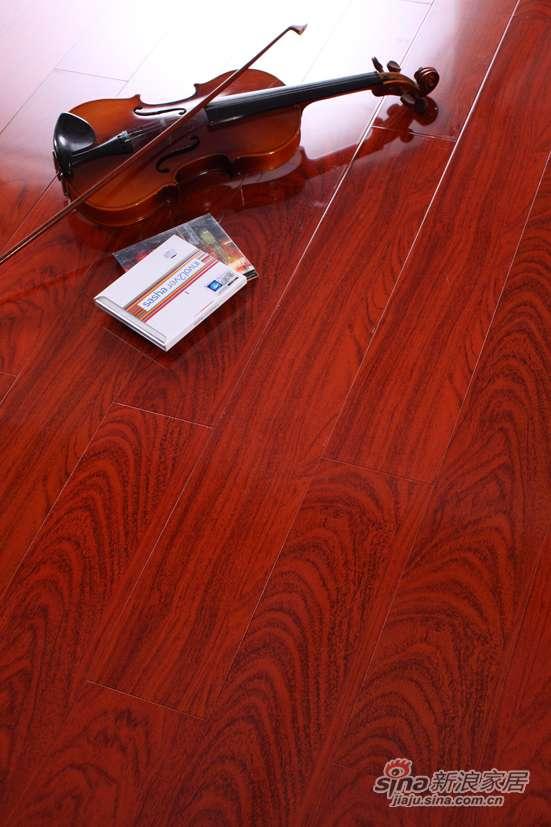 富得利强化地板浪漫12807-0