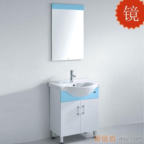 法恩莎PVC浴室柜FPG3674镜子(540*850mm)1