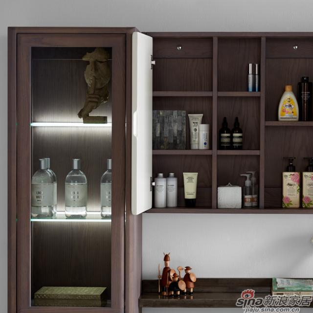 阿洛尼浴室柜-雅致A1923组合柜-1
